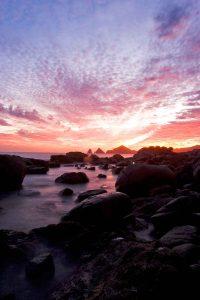 Spectacular Sunset Lands End FE-2 PhotoMexico.com