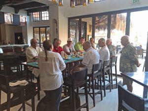 Estrella Restaurante at Welk Resort, Cabo San Lucas