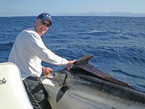Todd Fuller - Striped Marlin RedRum Sportfishing, Cabo San Lucas