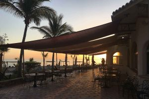 Sunrise at Hotel Buenavista, East Cape, Baja, 2017