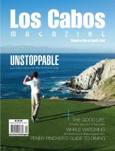 Issue 39 Winter 2015, Los Cabos Magazine