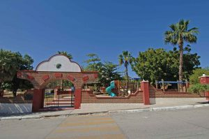 Playground and park in town of Santa Anita Los Cabos 2017 - Nearby Areas