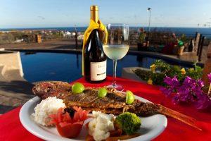 Villa Serena Restaurant Cabo San Lucas