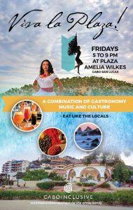Viva la Plaza Wilkes Cabo 2017