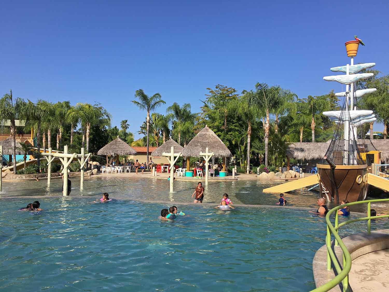Wild, Wet Fun Aquatic Park, Caduano, Los Cabos