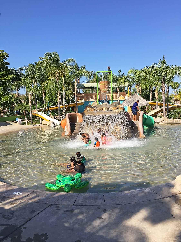 Wet Fun Aquatic Park, Caduano, Los Cabos