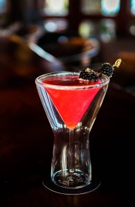 Los Cabos Drink of the week Martini Berry By Pitahayas Restaurant