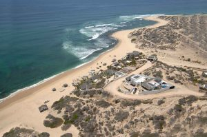 East Cape, Los Barrilles, Cabo Pulmo Aerial Photos