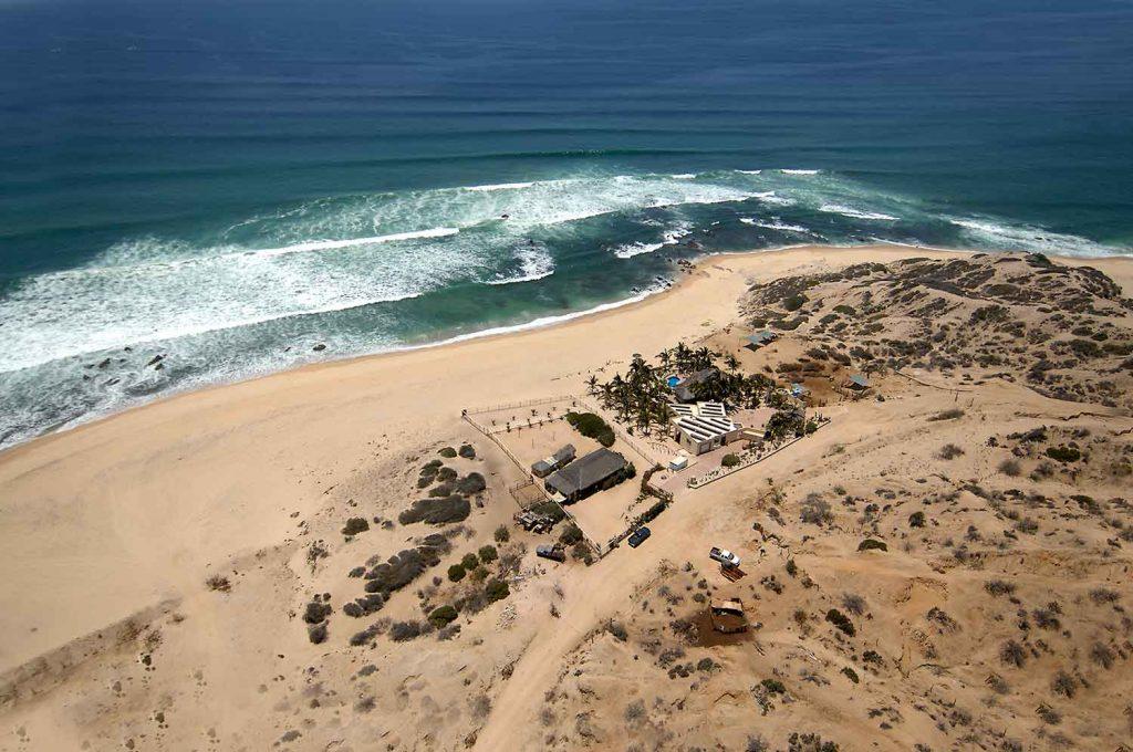 East Cape, Los Barrilles, Cabo Pulmo Aerial Photos