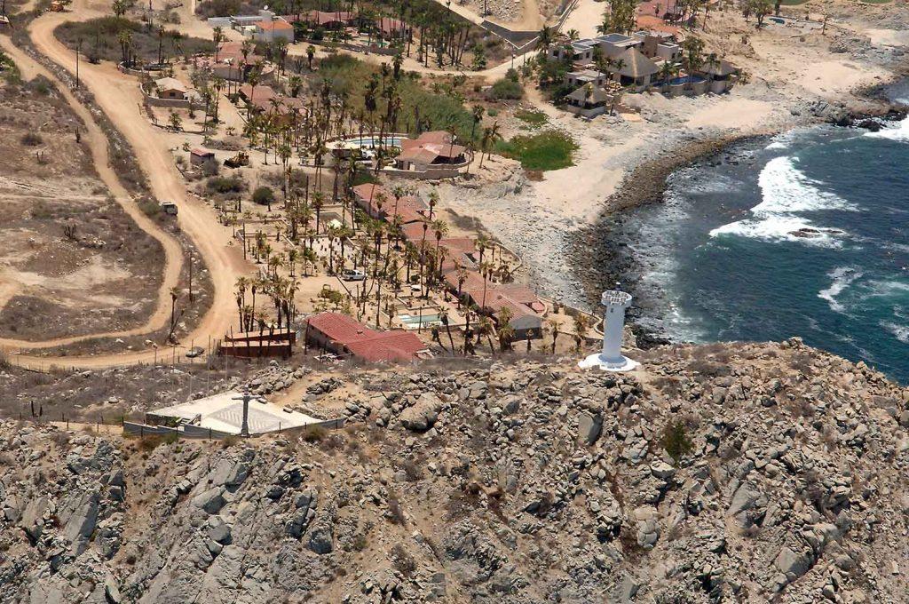 Cabeza de Ballena Lighthouse Cabo San Lucas
