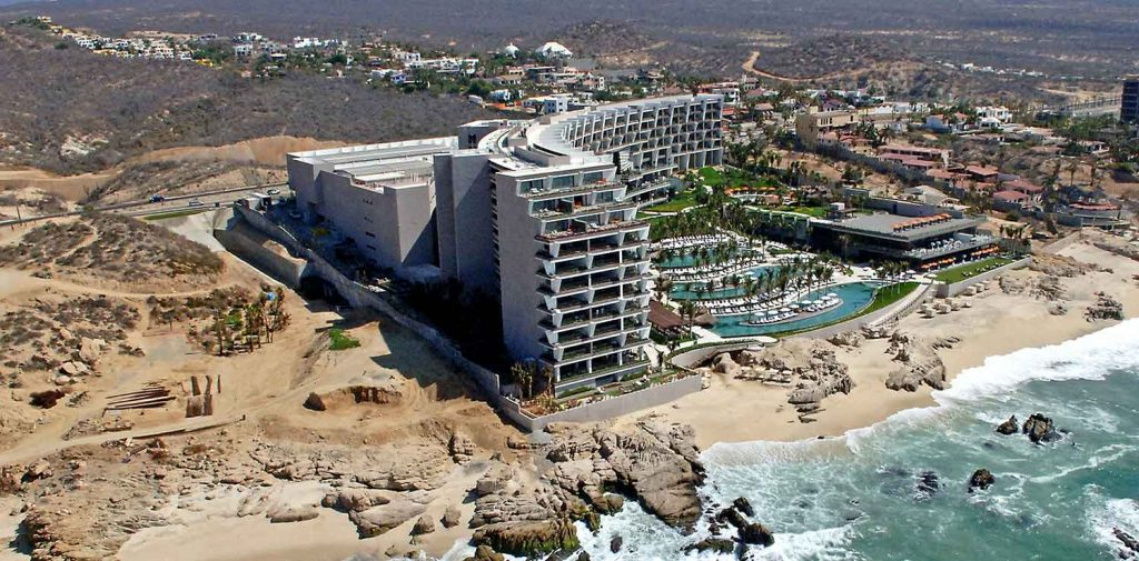 Grand Velas Los Cabos Aerial View July 2017