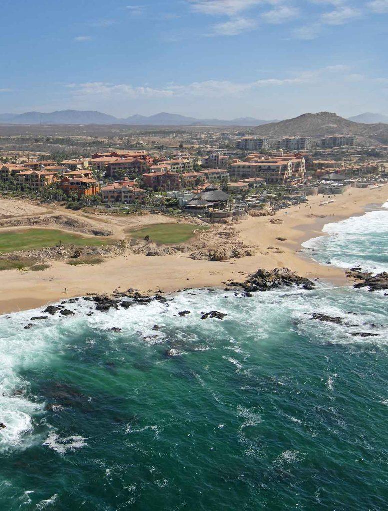 Sheraton Grand Los Cabos Hacienda del Mar Aerial Views 2017