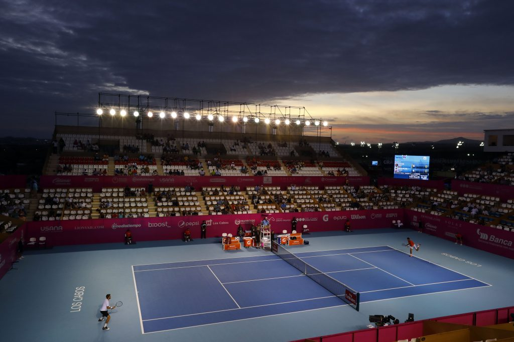 Tennis Los Cabos Tap World Tour