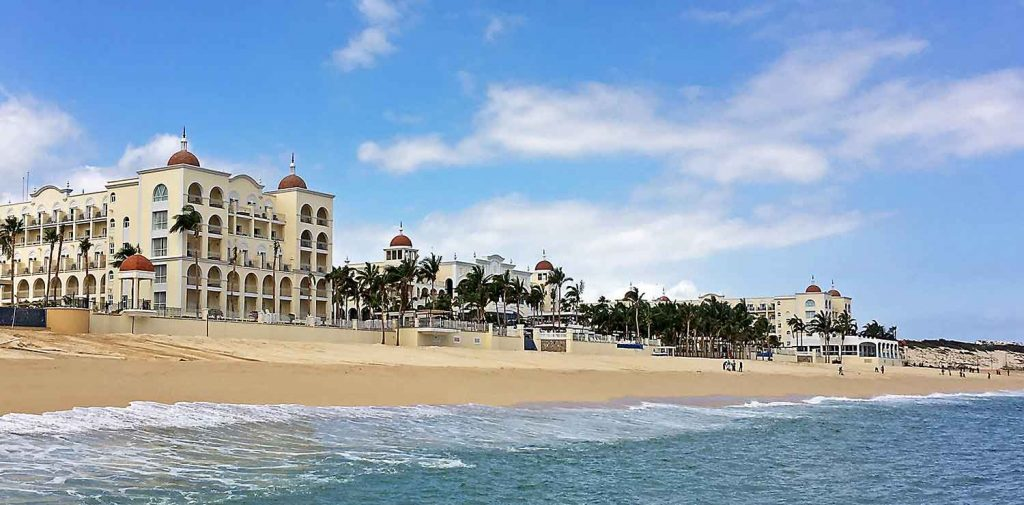 Cabo Beach Updates Lidia | September 09, 2017