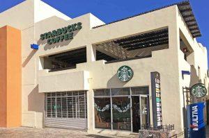 Starbucks Plaza Bonita
