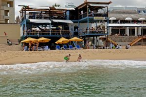 The Sand Bar Medano Cabo
