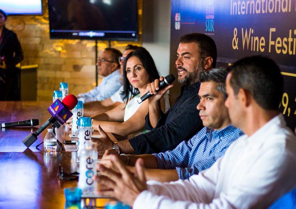 Sabor a Cabo, Press conference