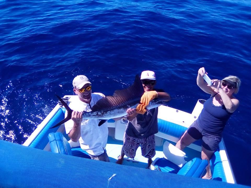JC Sportfishing Fish Report November 12 2017