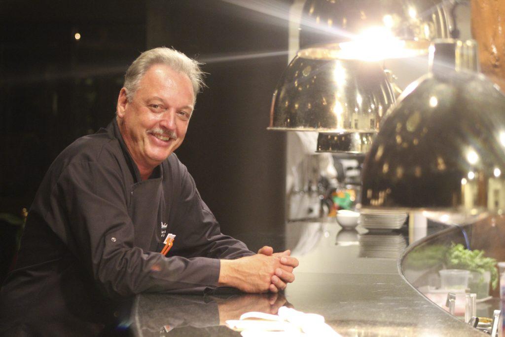 Volker RomeikeChef Pitayas Restaurant Cabo