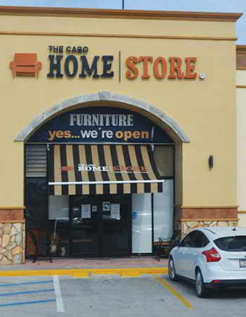 The Cabo Home Store, Furnishings, Cabo San Lucas, Los Cabos