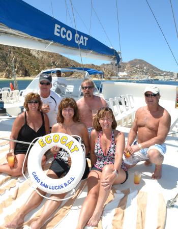 EcoCat Catamaran