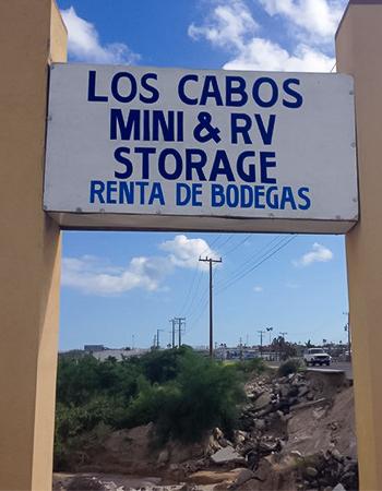 Los Cabos Mini andRV Storage