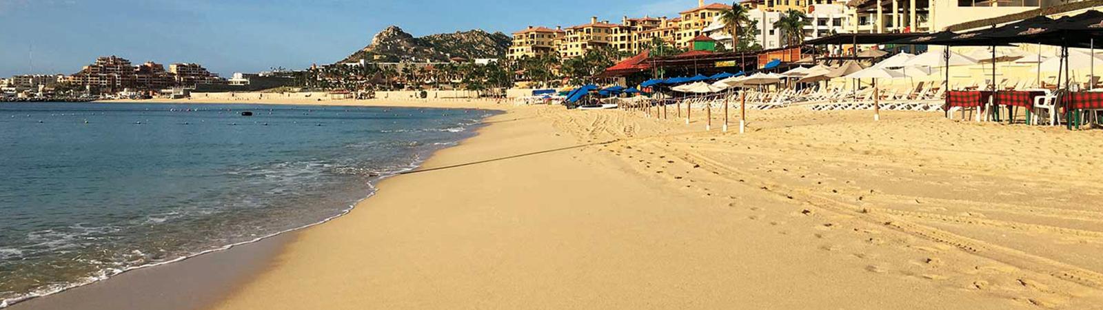 Medano Beach Cabo