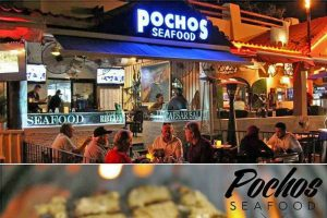 Pochos Seafood Plaza Bonita Cabo