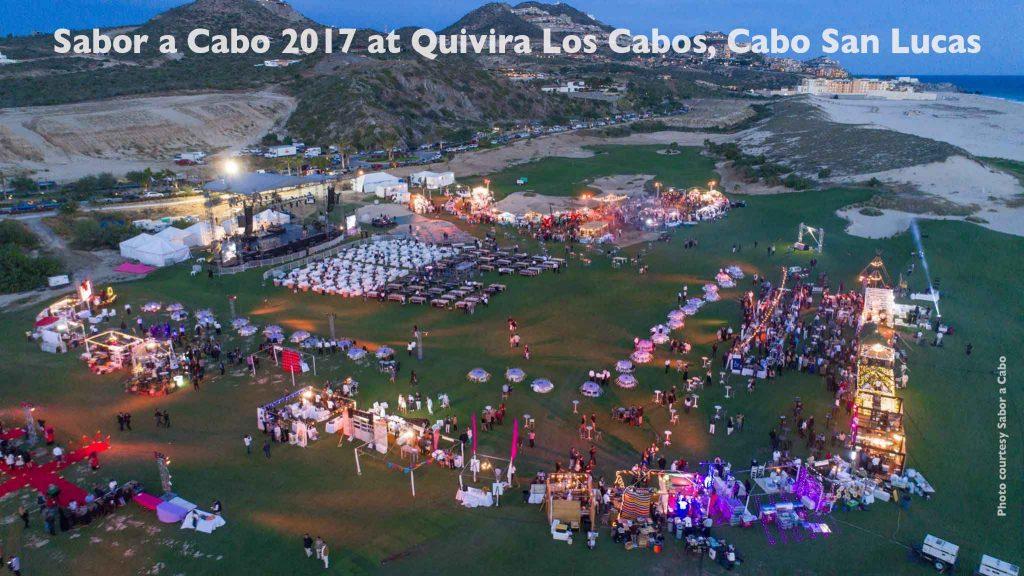 Sabor a Cabo 2017 at Quivira Los Cabos