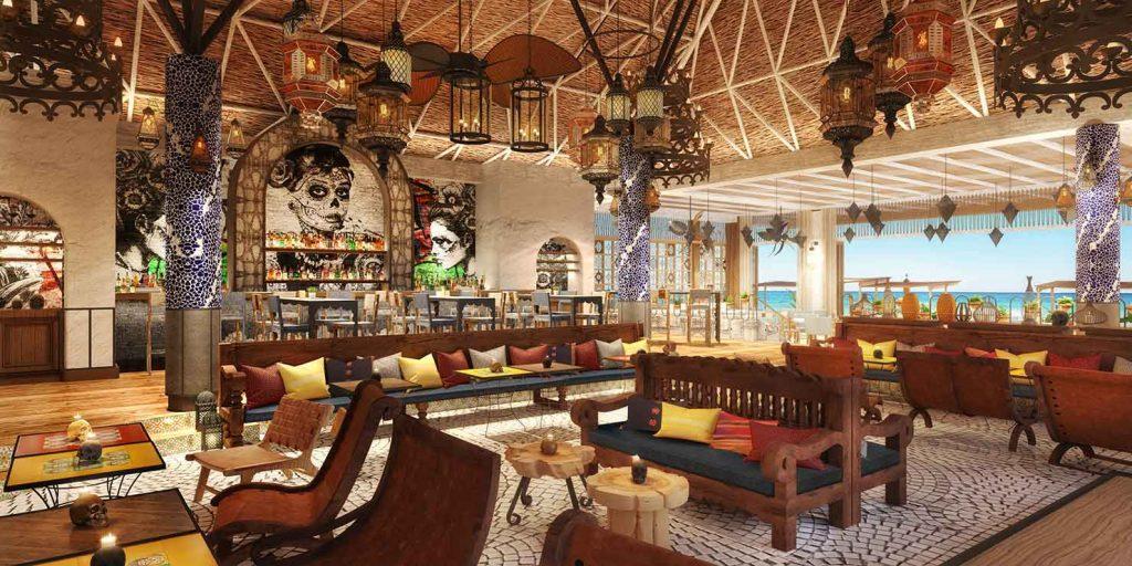 Casa Calavera at Vidanta Los Cabos. Photo by Rockwell Group