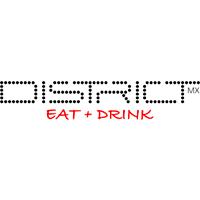 District eat + drink logo