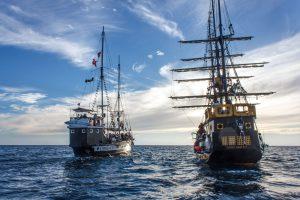 Pirate Ship cruise Los Cabos. Photo courtesy Buccaneer Queen