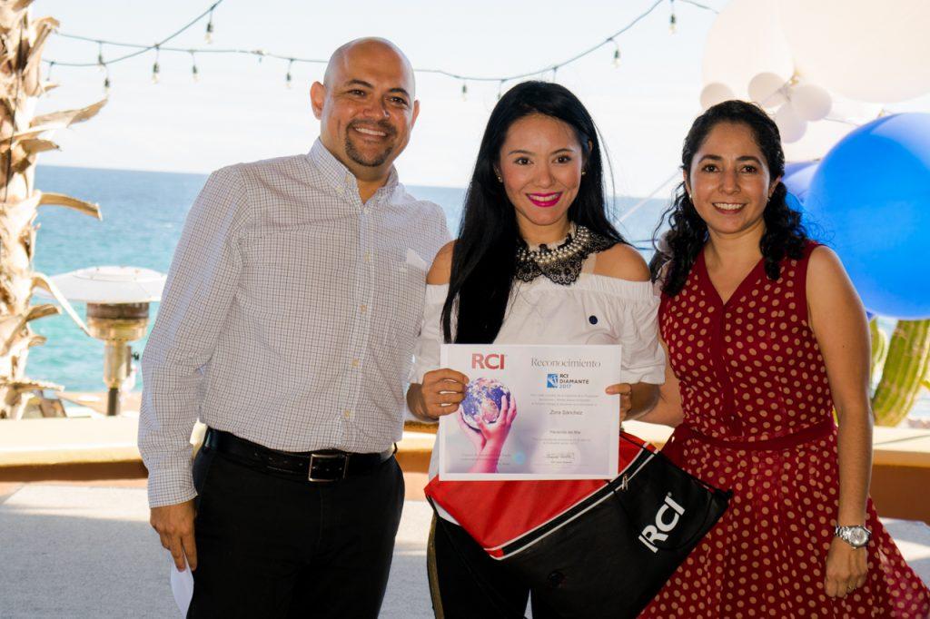 Hacienda del Mar celebrates 9th international RCI