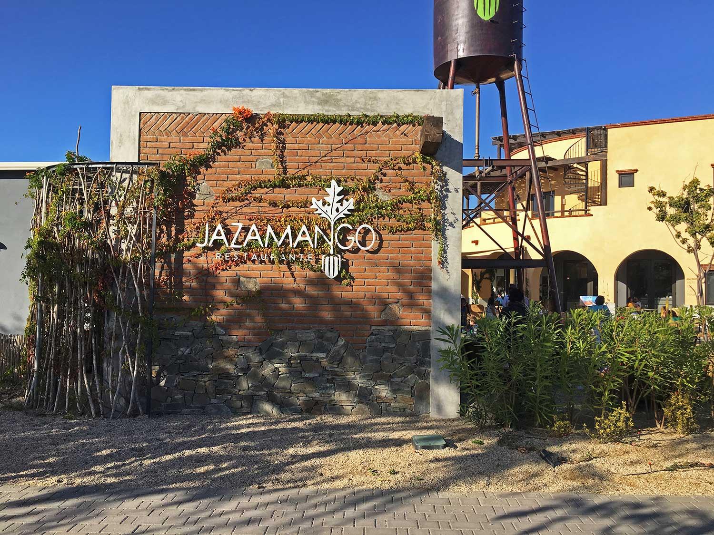 Jazamango Restaurant - Los Cabos Guide