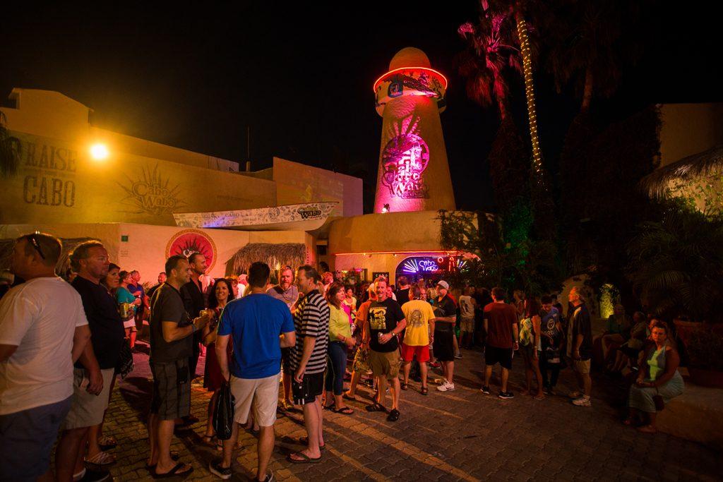 Cabo Wabo Cantina nightlife