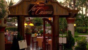 La Casona Steak House , Villa la Estancia Cabo San Lucas