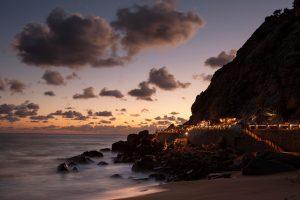 El Farallon Restaurant , Cabo San Lucas