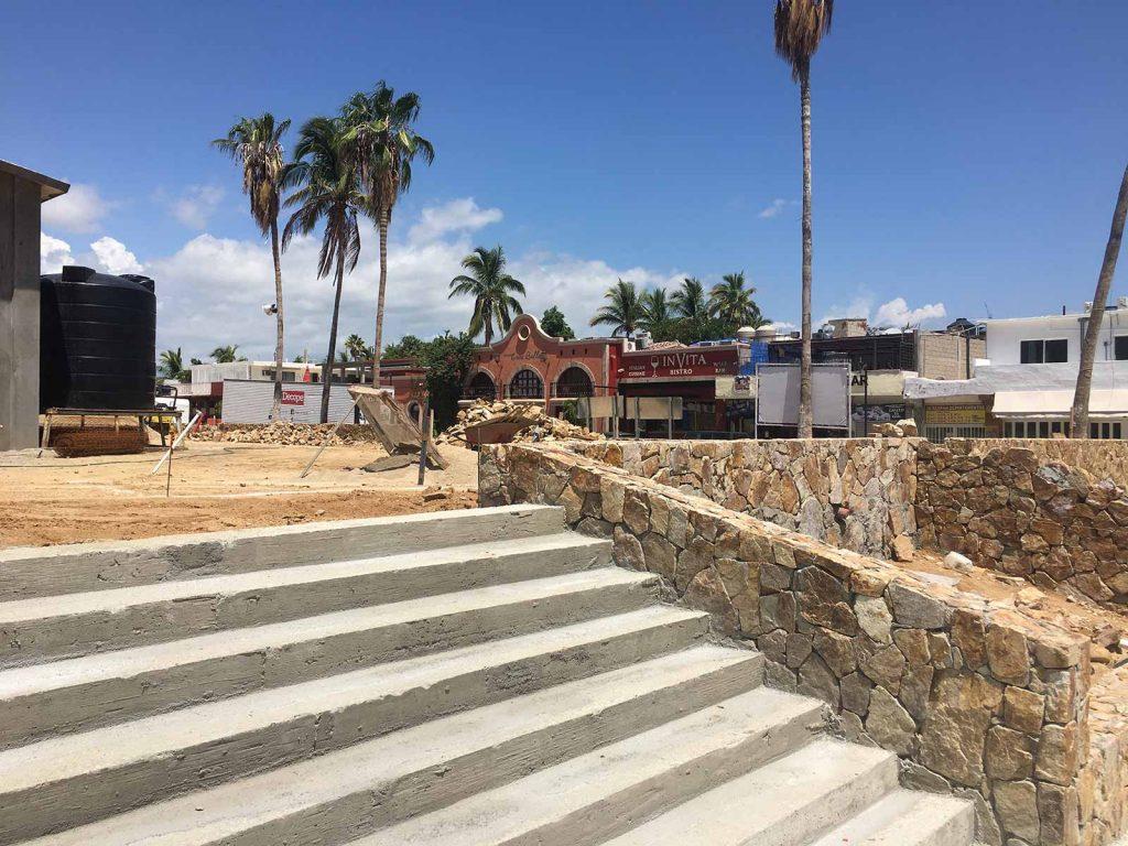 Plaza Amelia Wilkes 16 September 2018 progress 7562