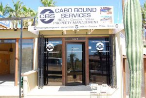 cabo bound services management Los Cabos