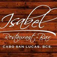 Isabel Restaurant Bar cabo san lucas