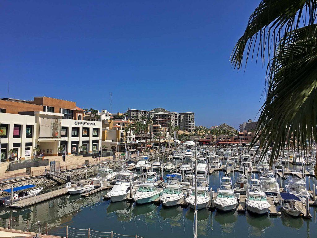 Marina Cabo San Lucas August 2018