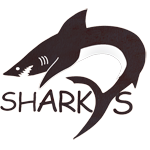 sharky's cabo new logo