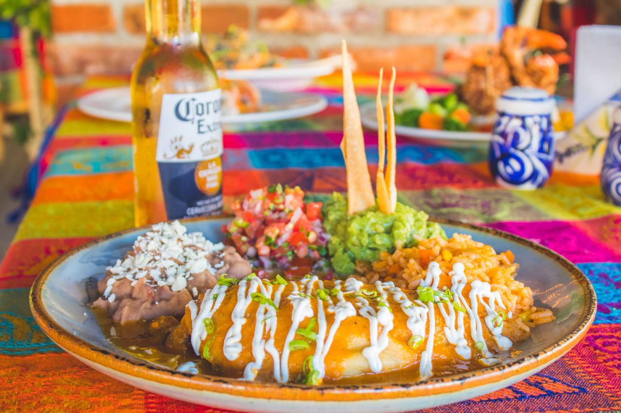 Johns Place Restaurant Cabo San Lucas