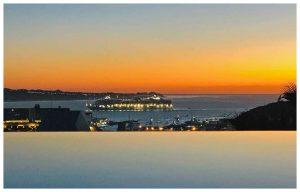 Grupo Hendez Cabo Sunset view