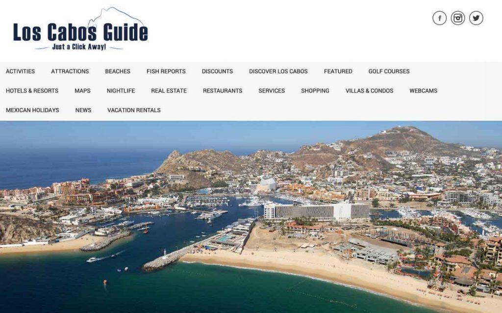 Website designed by Los Cabos Web Design