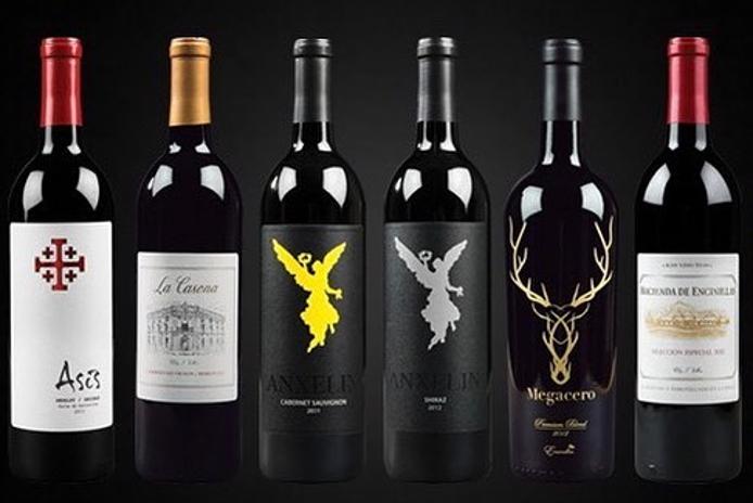 Encinillas Baja wines