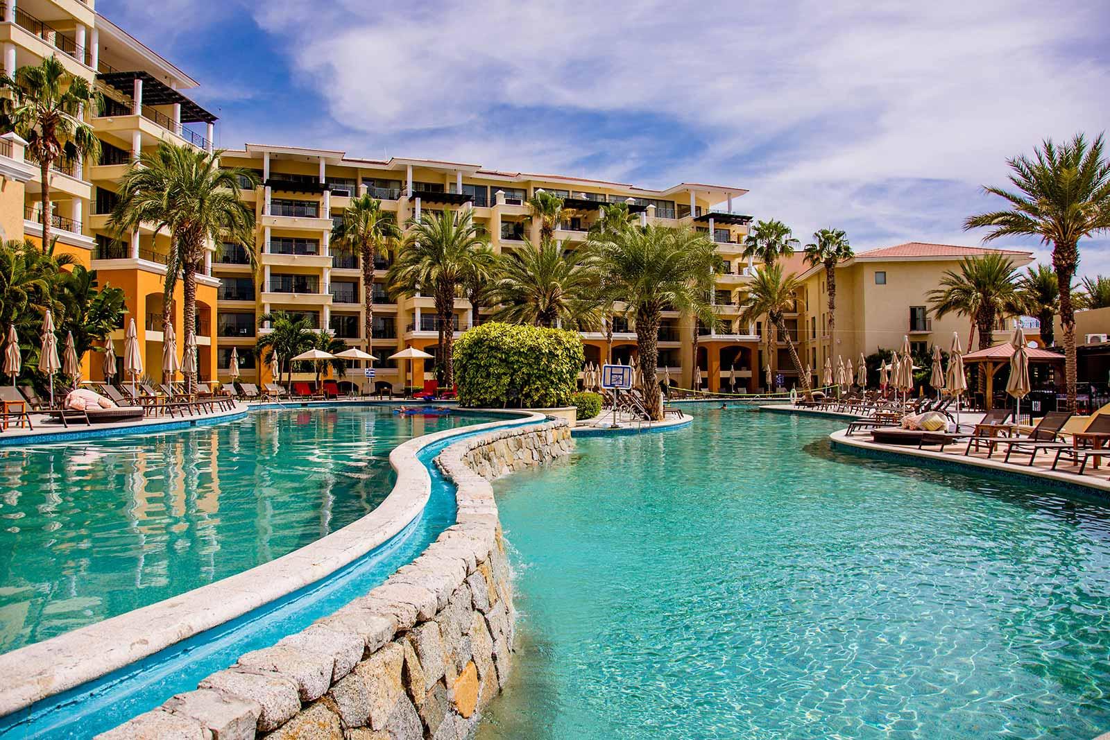 Casa Dorada Los Cabos Pool