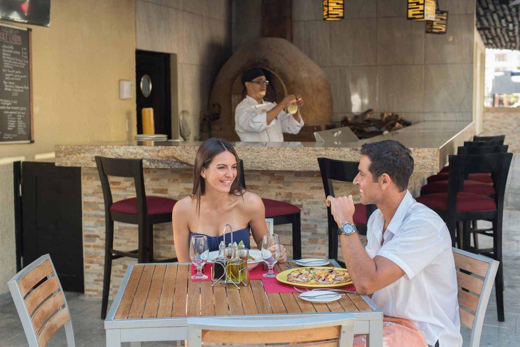 Dining Casa Dorada Los Cabos