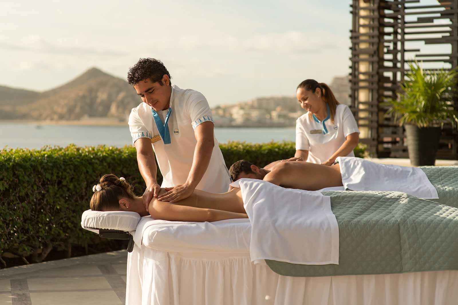 Massage Team Casa Dorada