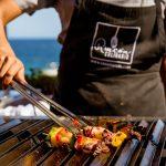 Delicious grill at El rincón culinario